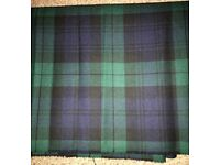 Black Watch Tartan Made To Measure Kilt