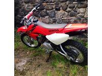 honda crf70 kids motorbike genuine honda not a pitbike crf 70 excellent condition