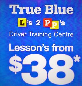 TRUE BLUE Ls2Ps DRIVER TRAINING CENTRE(Driving School / Lessons ) Alkimos Wanneroo Area Preview
