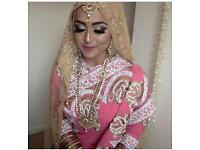 Bridal hair and makeup artist..