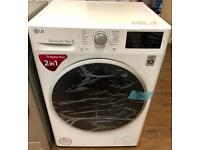 BRAND NEW LG DIRECT DRIVE 8KG/5KG WASHER DRYER IN WHITE GENUINE BARGAIN..!!!