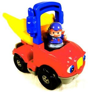 Camion benne sonore Little People Fisher-Price