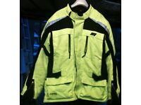 Motor Bike Jacket, HIgh Visibility