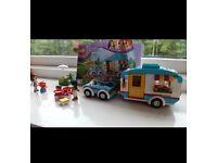 Lego friends camper van