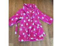 Girls Housecoat aged 2/3yrs