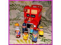 ELC Happyland London music sounds Bus
