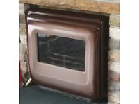 Parkray Solid fuel inset boiler room heater aprox !2 kw