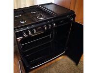 Black Stoves GAS cooker