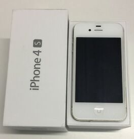 iPhone 4S 32GB (Used - Mint Condition)