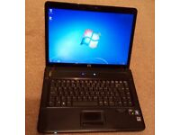 "HP 6735S laptop 15.6"" 160gb Hdd AMD £60"