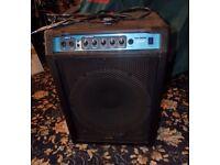 Ashton BA50 bass amplifier