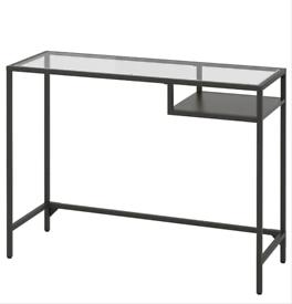 Ikea's desk laptop table/dressing table