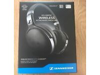 Sennheiser HD 4.50BTNC Wireless Noise Cancelling Black Over Ear Headphones- New