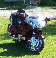 1998 Gold Wing GL 1500 50th Anniversary Special Edition