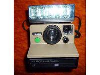 Polaroid 1500 camera