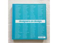Designers on design, Authors: Terence Conran and Max Fraser