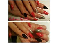 Gel nail extantion 25£ full set