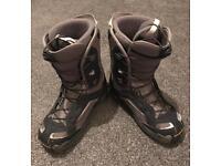 Solomon Snowboard boots