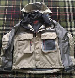 NEW Scierra Kenai Wading Jacket size medium