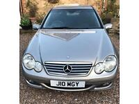 Mercedes C189 Kompressor SE 2005 extremely cheap and immaculate condition