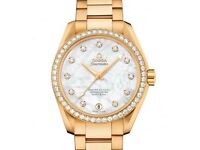 OMEGA Aqua Terra 150 M Master Co-Axial Ladies