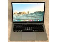"""MACBOOK AIR 13"""" UPGRADED 2018 MODEL i5, 16gb RAM, 512gb SSD, IN EXCELLENT CONDITION THROUGHOUT"""