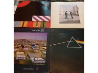 Pink Floyd - Vinyl Record Collection LPs -