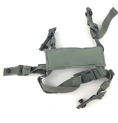 ACH Replacement Chin Strap, Advanced Combat Helmet 4 Point Strap w/ -