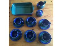 ***Classic DENBY Metz collection BRAND NEW unused***
