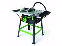 NEW Evolution FURY5-S Multi-Purpose Table Saw, 255 mm (230V) WITH FREE NEXT DAY DELIVERY !!!