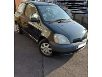 Toyota Yaris for sale (Perfect first car or parts)