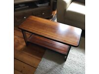 Vintage/retro coffee table £25 ono