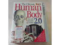 NEW DK The Ultimate Human Body 2.0