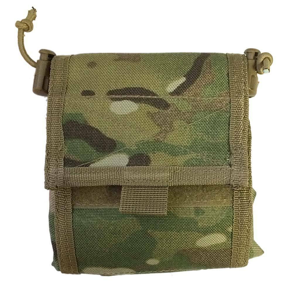 militar multifuncion e Bolso molle camuflaje BTP bolsa descarga cargadores