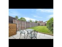 Newly Refurbished 3 Bedroom Terrace House with Driveway and nice garden