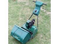 Lawn mower - Qualcast Suffolk punch 43s cylinder petrol lawn mower