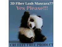 3D fibre Mascara...achieve longer thicker lashes...no falsies needed!