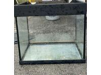 Fish tank for sale open to Offers