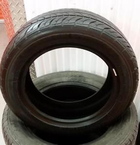 (J2) 1 Pneu Ete - 1 Summer Tire 185-60-15 Uniroyal 7/32
