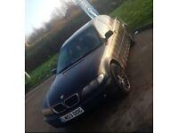 BMW, 3 SERIES, Saloon, 2003, Manual, 1995 (cc), 4 doors
