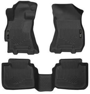 Husky Liners Floor Liners for 2015-2019 Subaru Outback & Legacy | Free Shipping | Order Today at motorwise.ca
