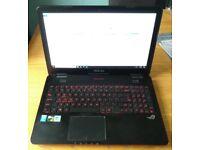 Gaming Laptop Asus ROG G551JW i7 4750HQ, GeForce GTX 960M 4GB, 16GB