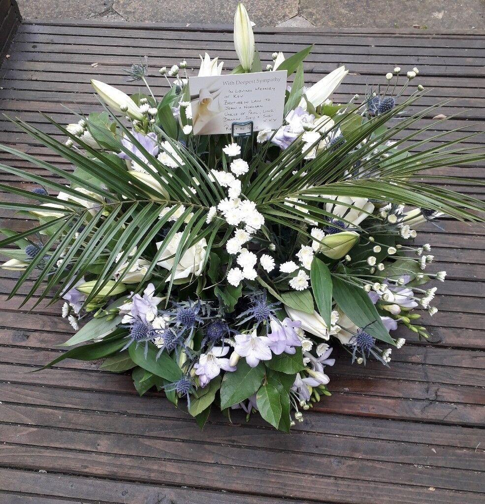 Funeral flowers letters arrangements in gateshead tyne and funeral flowers letters arrangements izmirmasajfo