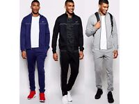 NEW & TAGGED - NIKE Crusader Tracksuit SET (3 COLOURS, S M L XL)