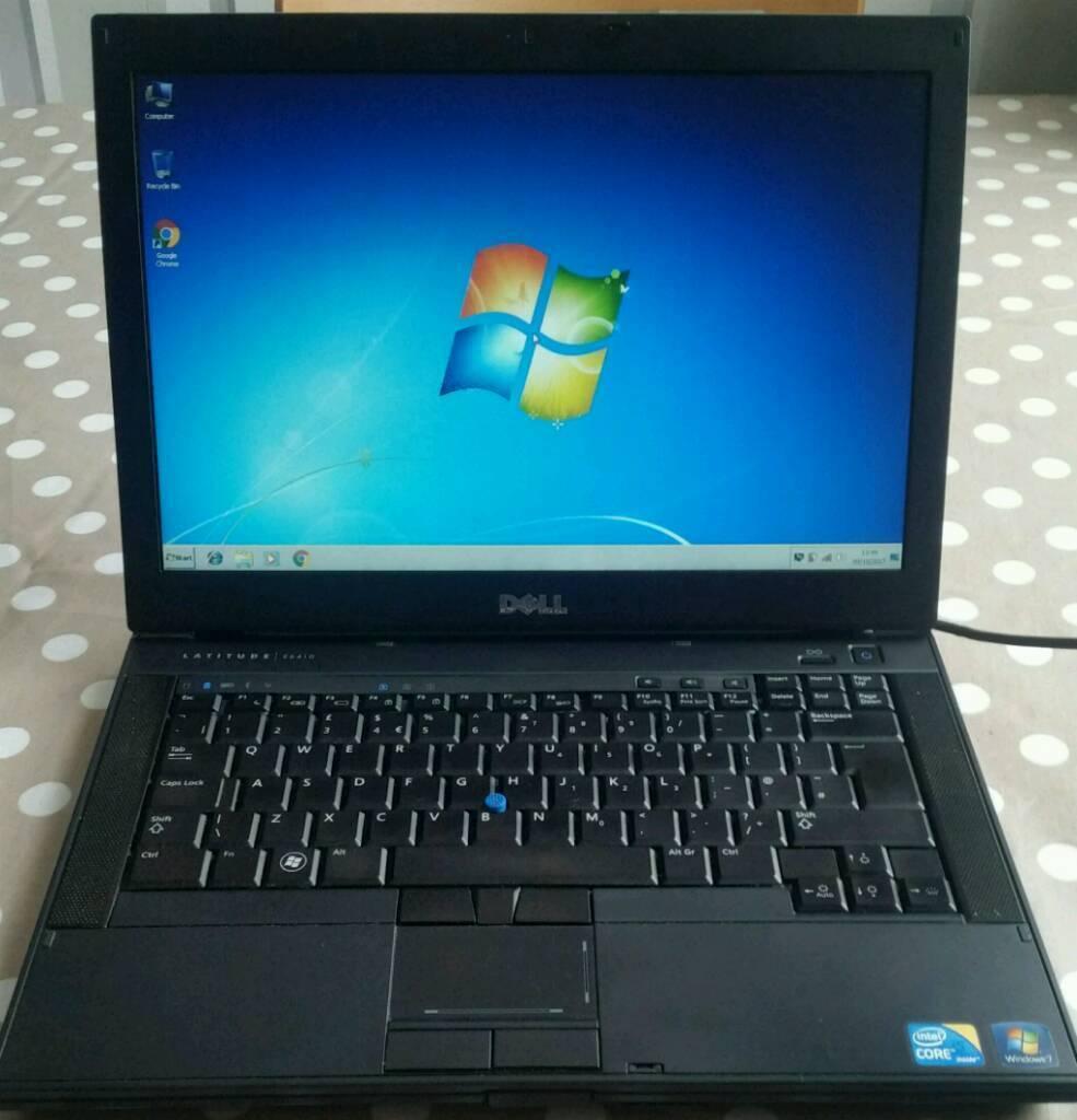 """Dell Latitude E6410 14"""" Laptop"""
