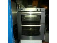 GAS BUILT-IN DOUBLE OVEN & GRILL GREAT CONDITION £69