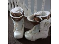 Size 4 Snowboard Boots for Sale
