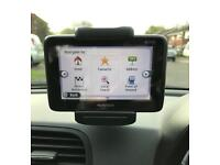 Fiat Blue&Me Tomtom with Cradle