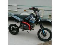 Pit bike Wpb 125cc