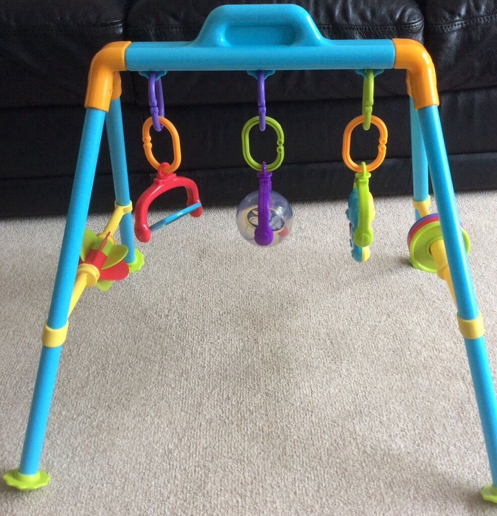 Tommee Tippee Sangenic Nappy Bin, Hauck Bungee Deluxe Bouncer Chair and Play Gym